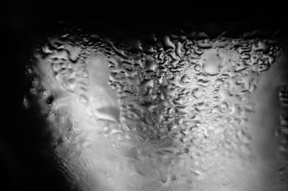 bubbly texture